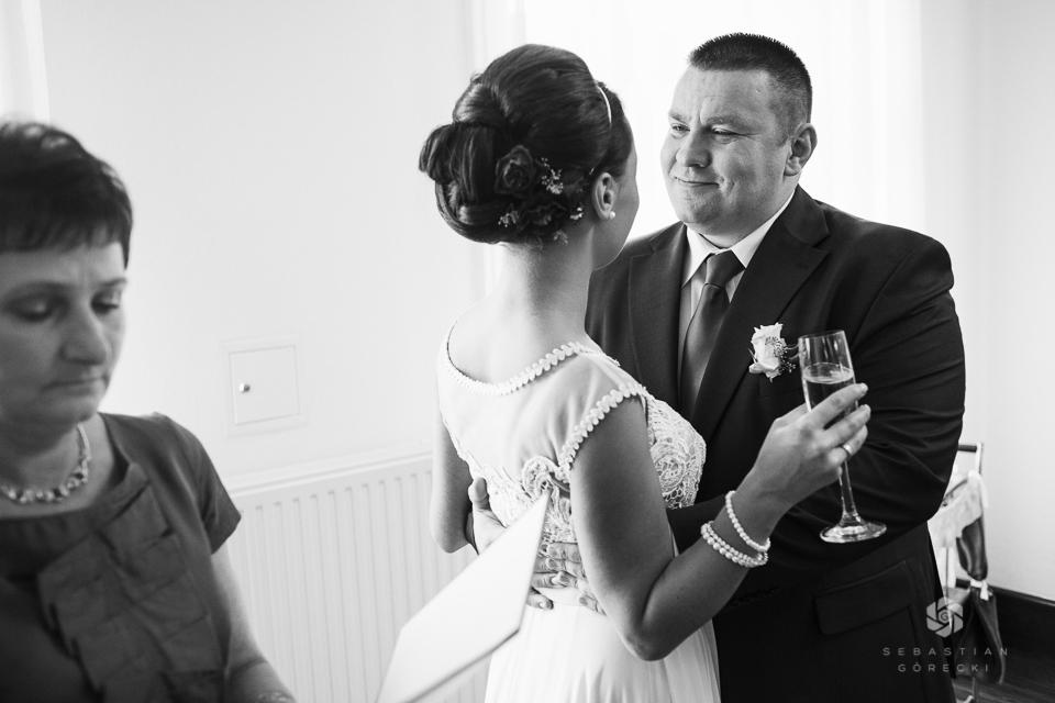 Fotograf na ślubie cywilnym